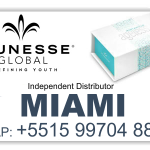 Hello! I am in Miami, Florida, I am distributor of Jeunesse Brasil products. I can help you buy Ageless, Finit, Luminesce, Reserve, Vidacell